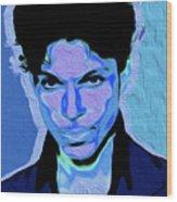 Prince #66 Nixo Wood Print