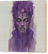Prince Wood Print