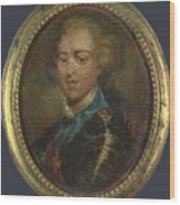 Prince Charles Edward Stuart The Young Pretender Wood Print