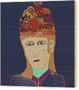 Prince Desire Wood Print
