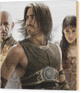 Prince Of Persia The Sands Of Time Wood Print