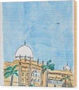 Prince Of Wales Museum Mumbai Wood Print