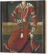 Prince Yahya Wood Print