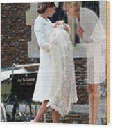 Princess Diana - Viral Image Wood Print