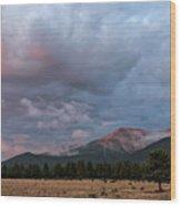 Princeton Panorama 1 Wood Print