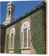 Princeton University Nassau Hall Cupola Wood Print