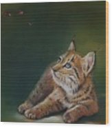 Principe Donana Wood Print