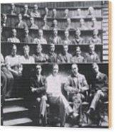 Professors Harvey Cushing, Howard Wood Print by Everett