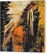 Profile Of Pride Wood Print