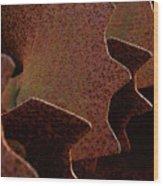 Profiles Wood Print