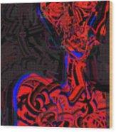 Profiling Wood Print