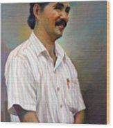 Prof.panya Petchoo Wood Print