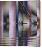 Progression Wood Print