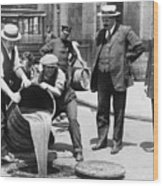 Prohibition, C1921 Wood Print