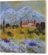 Provence 455140 Wood Print