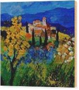 Provence 459001 Wood Print