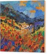 Provence 459020 Wood Print