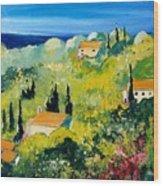 Provence 459070 Wood Print