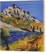 Provence 560908 Wood Print