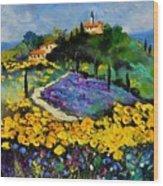 Provence 561140 Wood Print