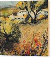 Provence 56123 Wood Print