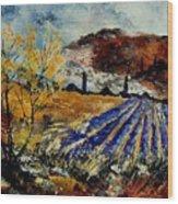 Provence 564578 Wood Print