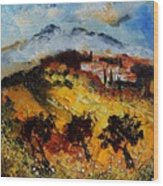 Provence 5678952 Wood Print