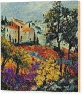 Provence 56900192 Wood Print