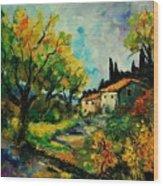 Provence 670110 Wood Print
