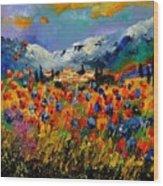 Provence 670170 Wood Print