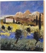 Provence 674525 Wood Print