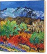 Provence 790050 Wood Print