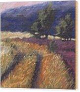Provence Wood Print