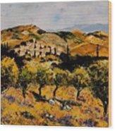 Provence10080 Wood Print