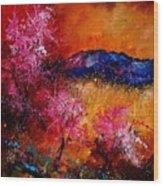 Provence560908 Wood Print