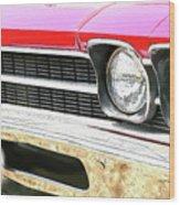 Ps Color 8696 Wood Print