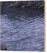 Psl Water Wood Print