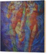 Psychenumenea.02 Wood Print