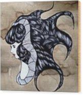 Pterois Volitans Wood Print