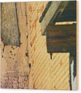 Pueblo Downtown-ancient Ruins Wood Print
