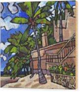 Puerto Vallarta Landscape Wood Print