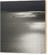 Puget Sound 2 Wood Print