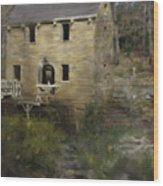Pugh Mill  Wood Print