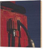 Pump Wood Print