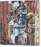 Punk Wood Print