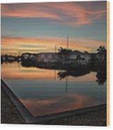 Punta Gorda From Bal Harbor Wood Print