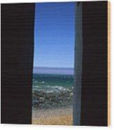 Punta Gorda - The Lost Coast Wood Print