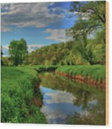 Pure Midwestern Beauty Wood Print