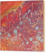 Purple Fire - 11 X 14 Canvas,$250 Wood Print