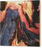 Pyroclastic Wood Print